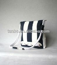 Canvas shoulder bag messenger cross strap bag