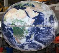 inflatable earth ball