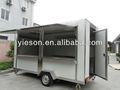 Cozinha móvel/alimentos catering trailer