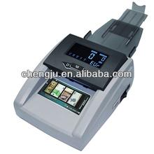CJ-306 HKD,JPY,USD EURO 4 in 1 Money Detector