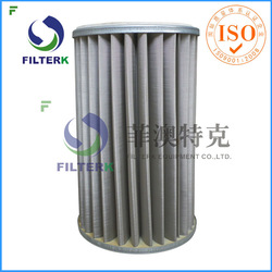 Stainless Steel Filter Cartridge G1.5 20Micron FILTERK Production