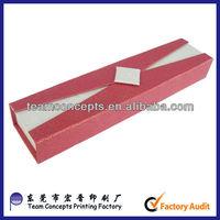 luxury fancy packaging fountain pen box