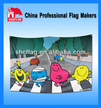 Top Quality Large Custom Flags and banners