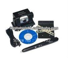 Portable Interactive White board,Smartboard, IQ board IDGLAX i-Interactor DG-100 i-cam&i-pen dual pens