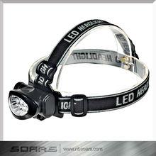 NS578 Plastic Cheap 10 LED Headlamp
