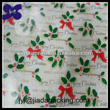 floral gift wrapping paper