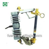 Electrical High voltage Outdoor 15KV Porcelain Fuse Cutout Switch FSC-9