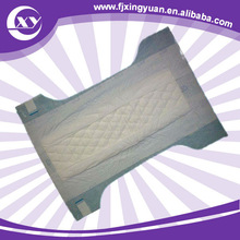 Disposable Diaper Type and super-absorbent Absorption sleepy baby diaper