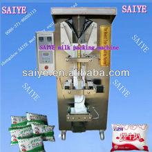 soy milk packing machine