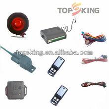 Voice Car Alarm System