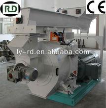 Hot sale! CE 4t/h ringdie biomass wood chip pellet machine