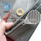 Fireproof Polyester Mesh Fabric