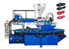 PVC slipper injection molding machine