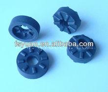 Blue rubber shock absorption mat anti slip mat Safety Mats