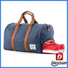 New Novel getaway duffle gym bag shoe compartment, duffle bags travel