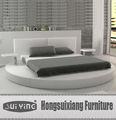 suiying mueblesdeldormitorio moderno cama redonda a531