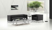 designer latest design leisure modern leather sofa