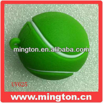 Round Tennis ball usb flash drive souvenir gift
