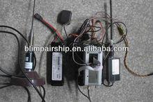 GPS autopilot for UAV and blimp