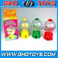 Hot: máquina de doces doces mini distribuidor doce brinquedos