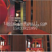 metal decorative link chain curtain, new curtain fashions
