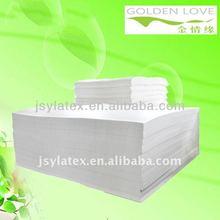 Latex sheet for the mattress,latex mattress sheets,natural latex foam rubber sheets