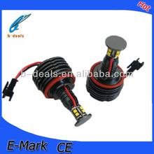 wholesales price H8 40w car angel eyes light high power 12v led marker lamp