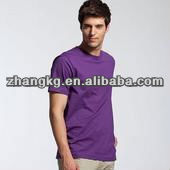 200g combed cotton t shirt,High Quality T- shirt, promotion blank T-shirt