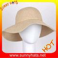 disquete baratos sombreros de paja para decorar