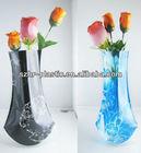 Promotional Plastic Cube Vase