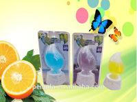 2015 NEW leaf shaped liquid air freshener brands