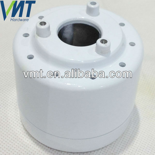 custom made aluminum die cast enclosure for electronic protecting outlet box