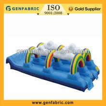 Rainbow slip&slide, 2013 new design inflatable sports for sale