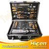 134pcs Aluminum Tool Box,Repairing Tool Set,Household Tool Kit