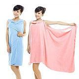 lady bamboo bath towel/bathrobe