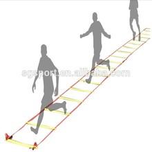 Adjustable soccer training agility ladder speed ladder