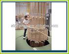 Copper Wire Vertical coil winding machine for transformer