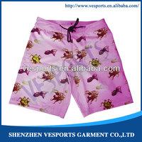 Wholesale Boardshorts With Lower Price Custom Sublimation