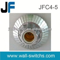 JFC4-5 Taiwan silver lamp socket sizes