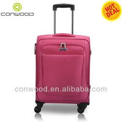 shanghai conwood travel trolley luggage sets