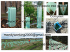 PP corrugated plastic vine and tree guards