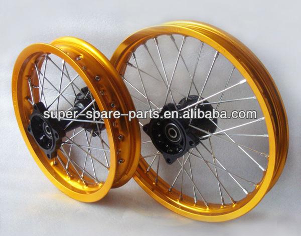 hot selling dirt bike wheels