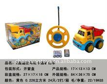 1:24 scale cartoon black wheel rc car kit - mine car RC2222566-18