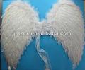 Lông trắng lớn lớn cánh thiên thần thủ công thiên thần lông để bán