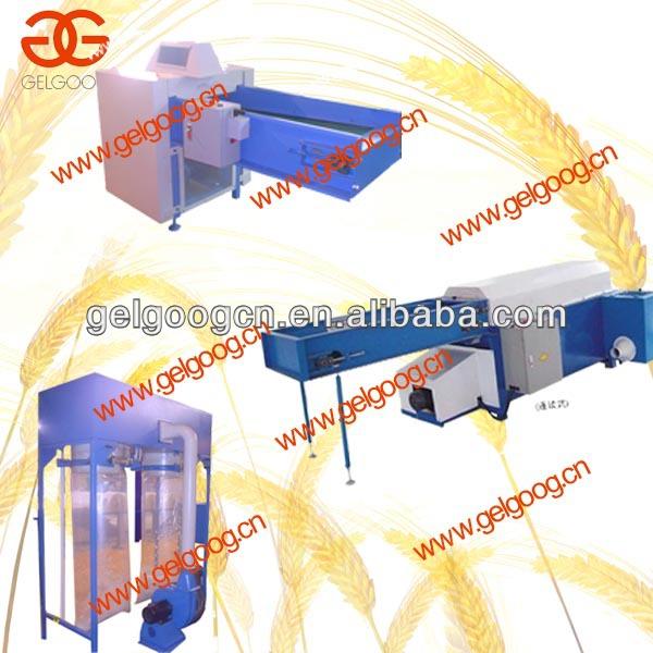 Ball Fiber Product Line / Cotton Ball Forming Machine / Cotton Ball Making Equipment
