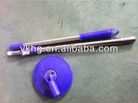 Adjustable mop handle