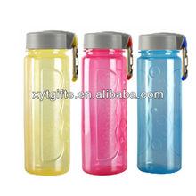 Lock & Lock 530ml Blue BPA Free Tritan Carabiner Water Bottle For Outdoor Sport
