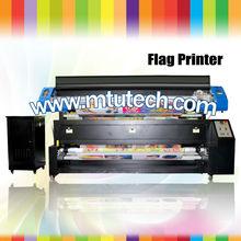 Textile Sublimation Printer DX7 Double Printheads 1.8m 1440dpi*1440dpi MT-Textile 7702 Textile Sublimation Printer