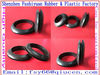 China custom silicone grommets custom colors rubber silicone grommet / obstructer