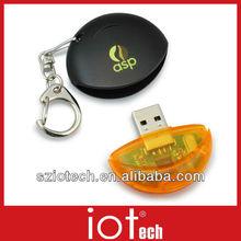 USB Flash Memory 4GB Plastic Promotional Thumb Drive